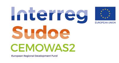 (ES) EL PROYECTO CEMOWAS2 EN LA NEWSLETTER DE INTERREG SUDOE
