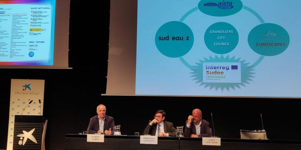 (ES) CEMOWAS2 Presente En El III Congreso Del Agua De Cataluña