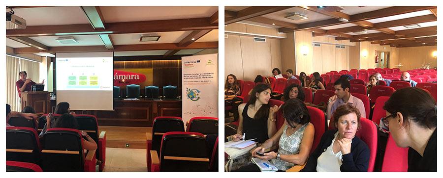 (ES) Comienza La 3ª Reunión De Coordinación Del Proyecto Cemowas2 En Badajoz