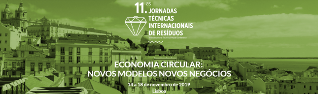 (PO) 11ª JORNADAS TÉCNICAS INTERNACIONAIS DE RESÍDUOS (JTIR)