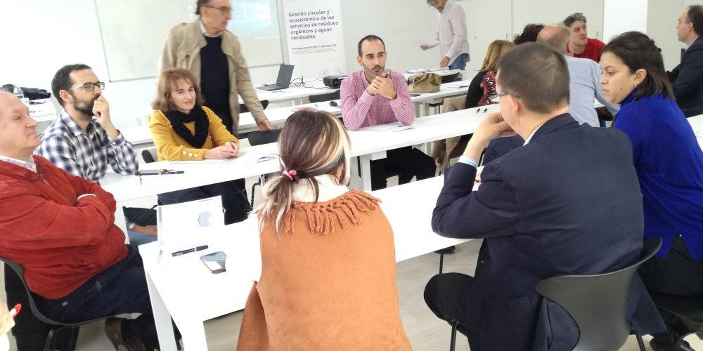 (ES) Más Talleres Del Proyecto Cemowas2 En Consorcio EDER Peralta