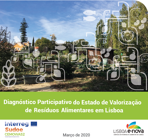"""(PO)""""Diagnóstico Participativo Do Estado De Valorização De Resíduos Alimentares Em Lisboa"""""""