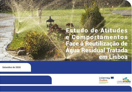 (PO) Nova Publicação Da Lisboa E-Nova Sobre Perceções Em Relação à Reutilização De água Residual Tratada