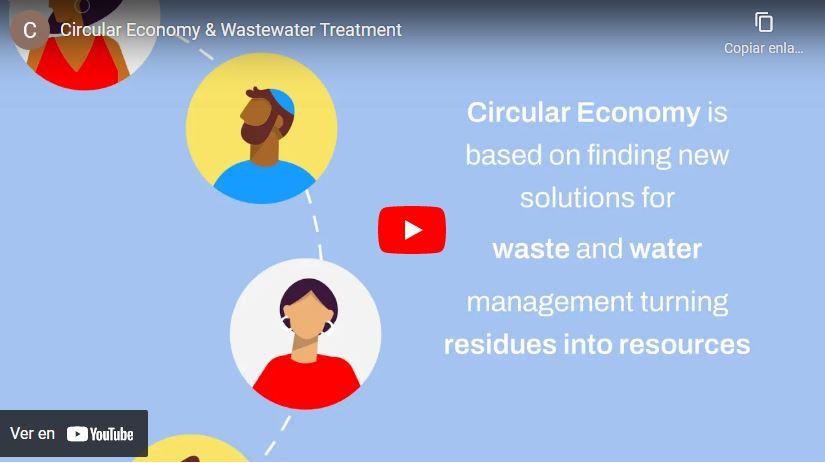 (PO) Economia Circular E Tratamento De água