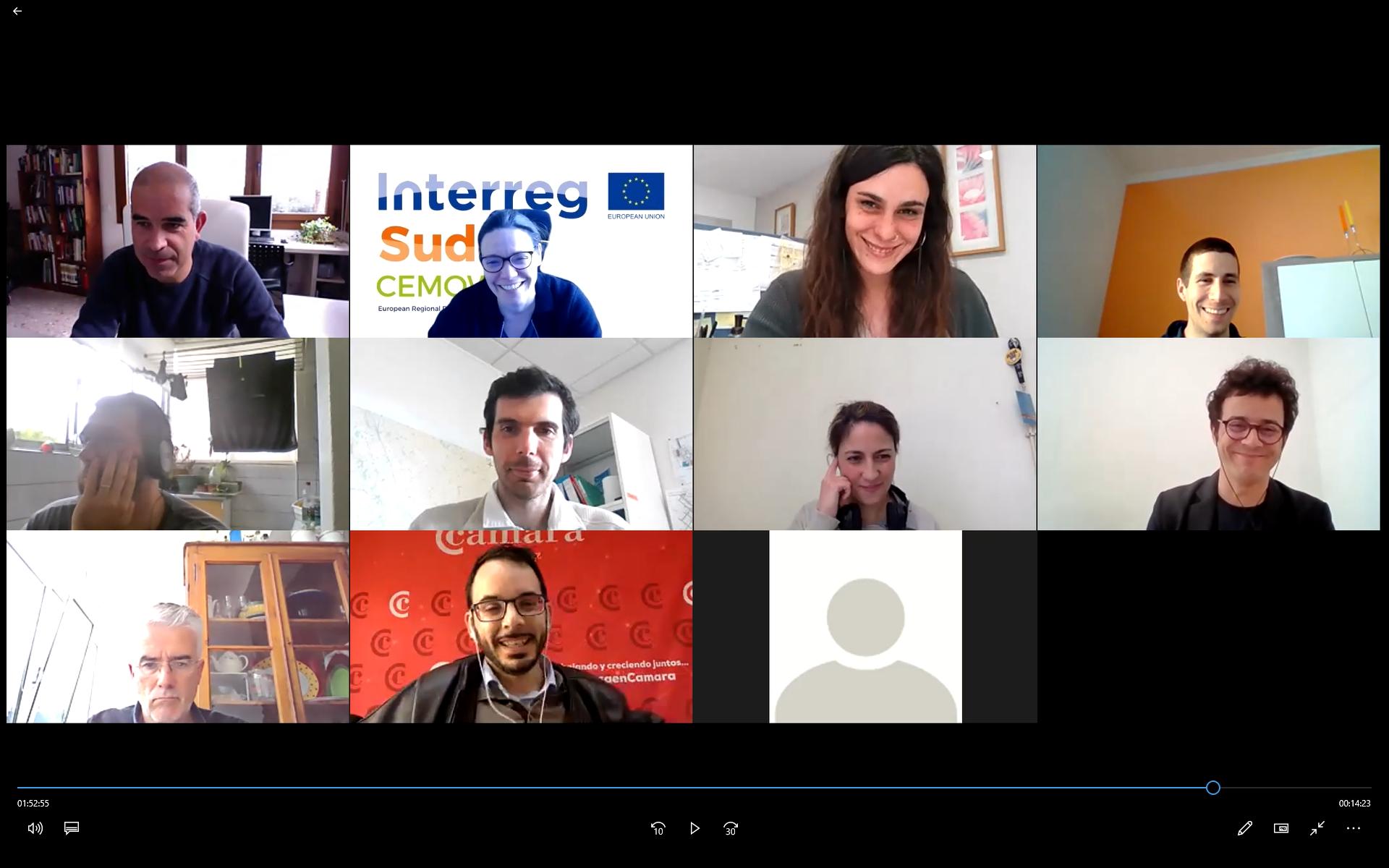 (ES) 7ª Reunión De Coordinación De Socios Del Proyecto Cemowas2